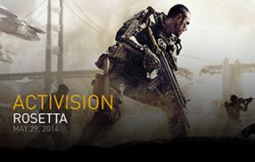 Call of Duty: Advanced Warfare<br>Pitch Deck