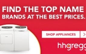 HHGregg<br>Web Banner Ads