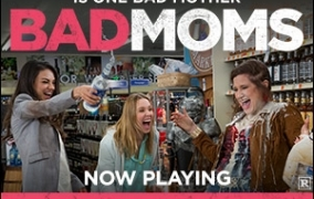 Bad Moms<br>Static &#038; Progessive<br>Web Banner Ads