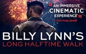 Billy Lynn<br>Social Posts,<br>Static, Exhibitor &#038; Progessive<br>Web Banner Ads