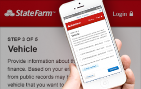 State Farm<br>iOS App